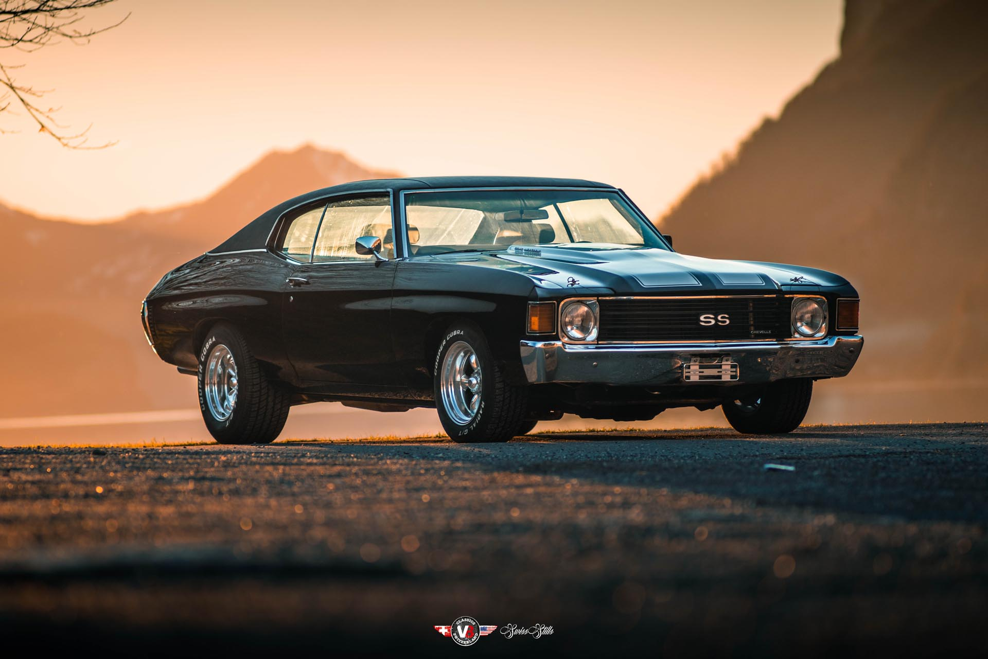 Chevrolet Chevelle SS 454cui - VETERAN - 4-speed