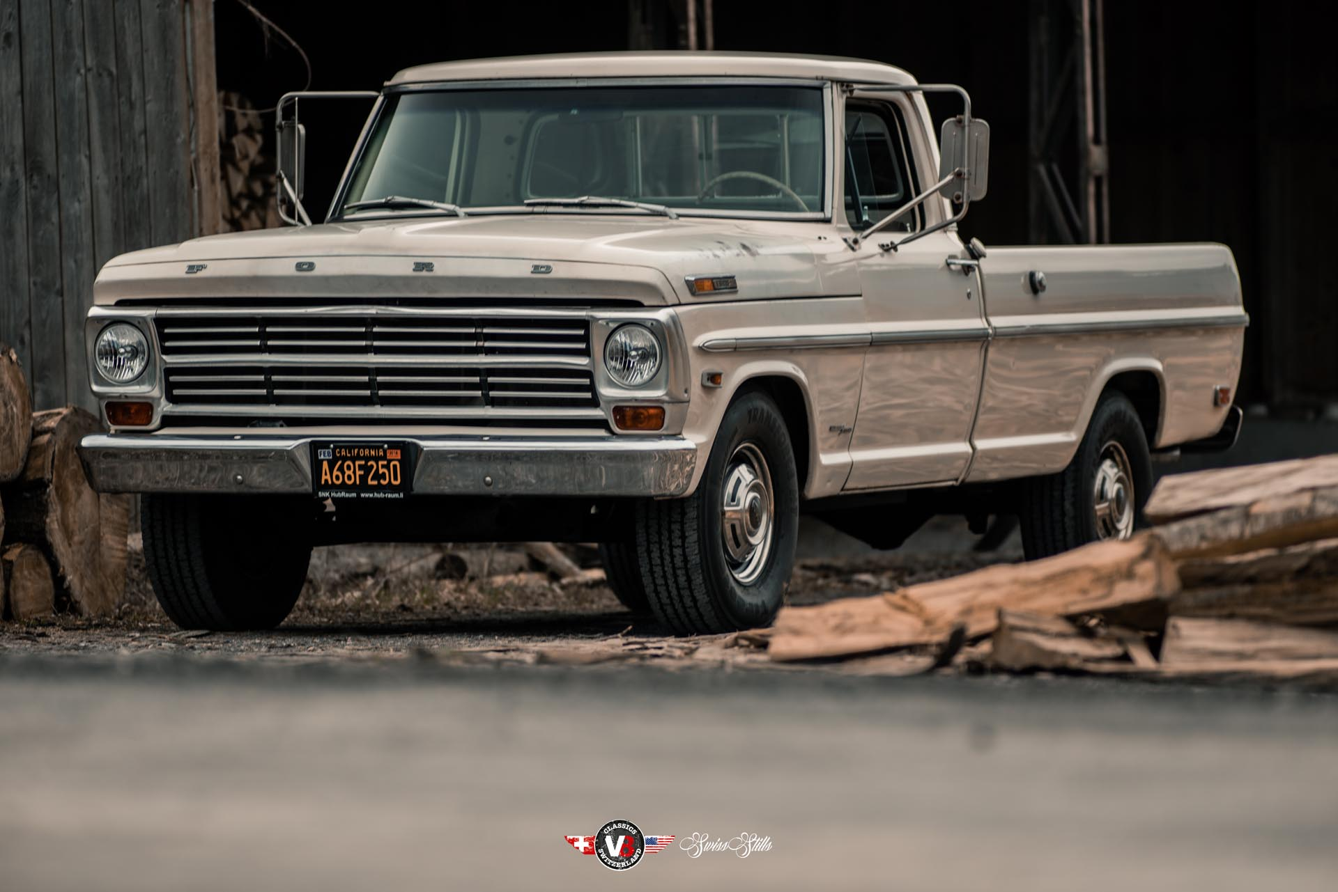1968 Ford F-250 Camper Special
