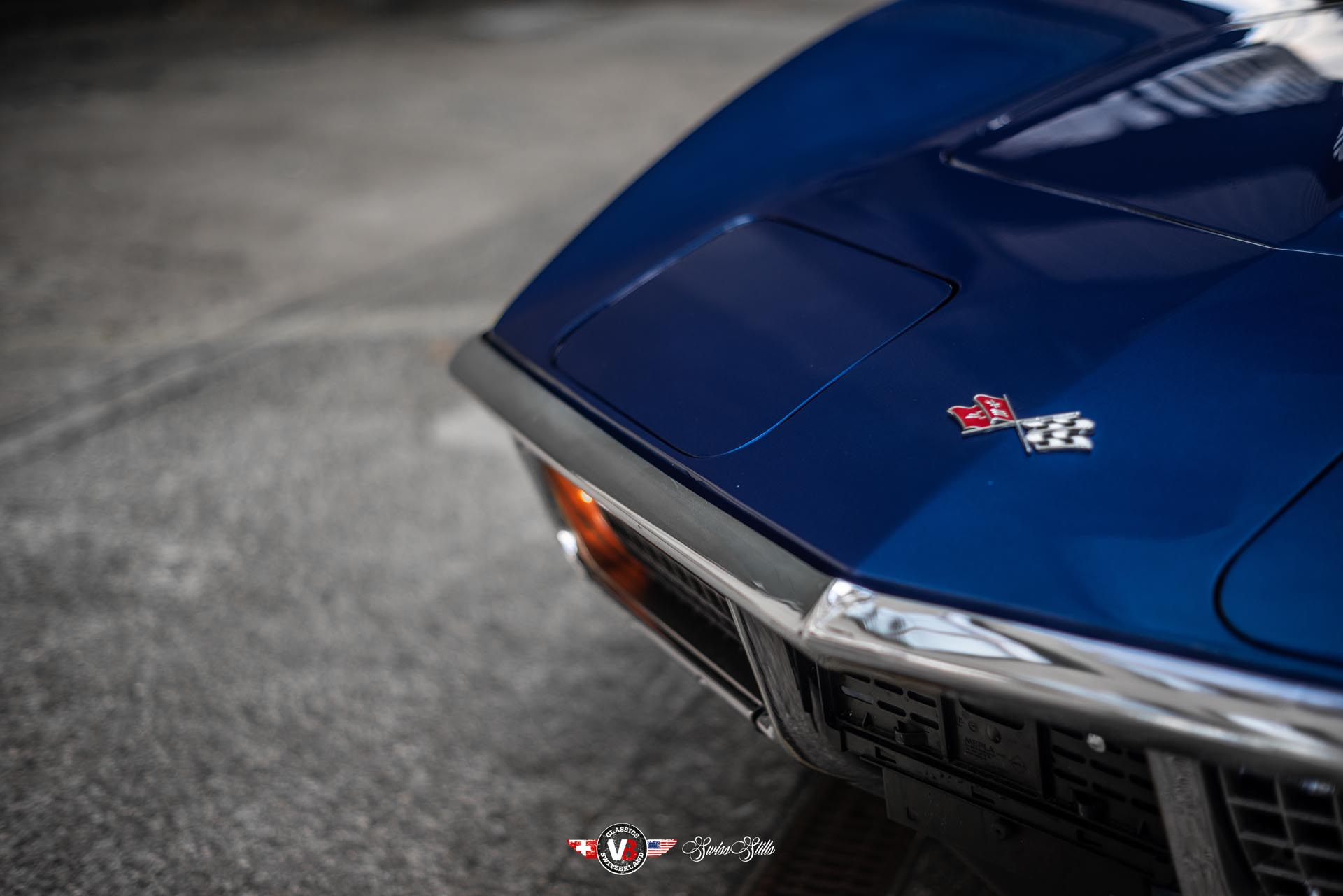 1972 Corvette C3 Stingray