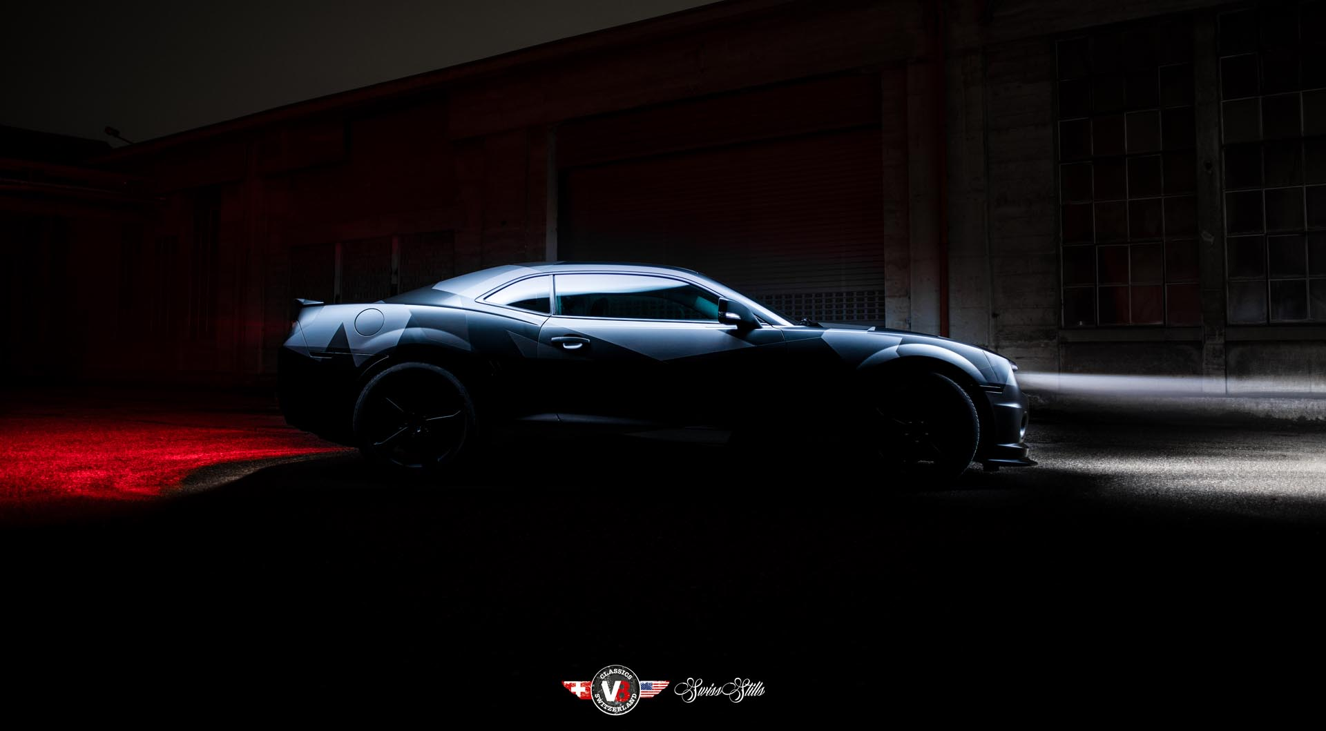 Stealthfighter - Chevrolet Camaro
