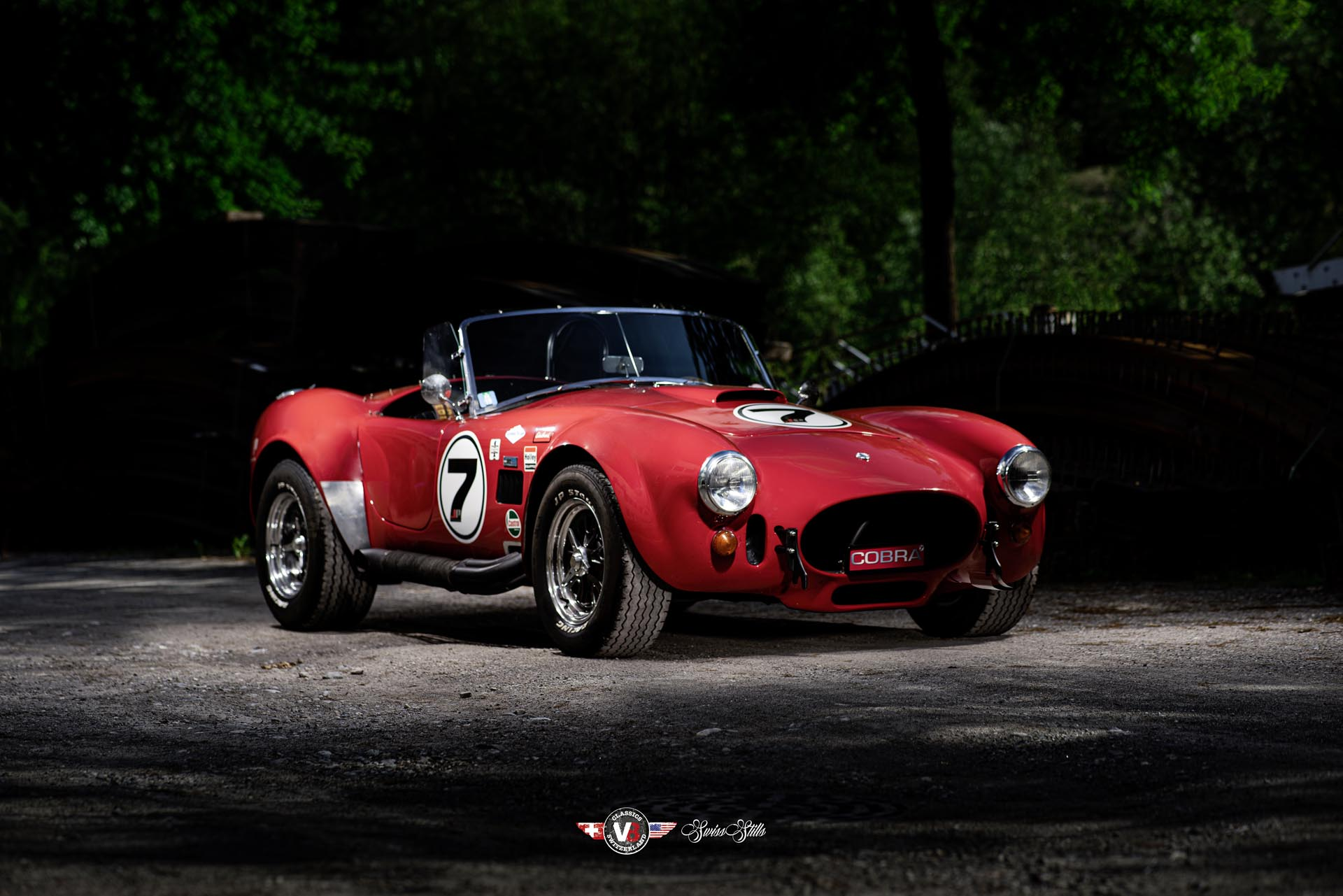 AC Cobra Contemporary