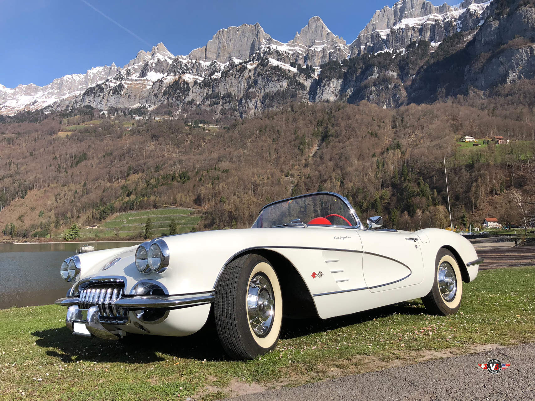 1958 Chevrolet Corvette C1 Convertible