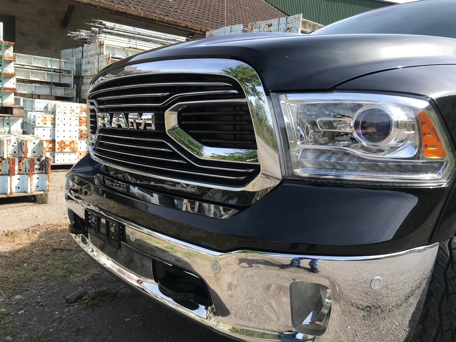 2017 Dodge RAM 1500 CrewCab Limited