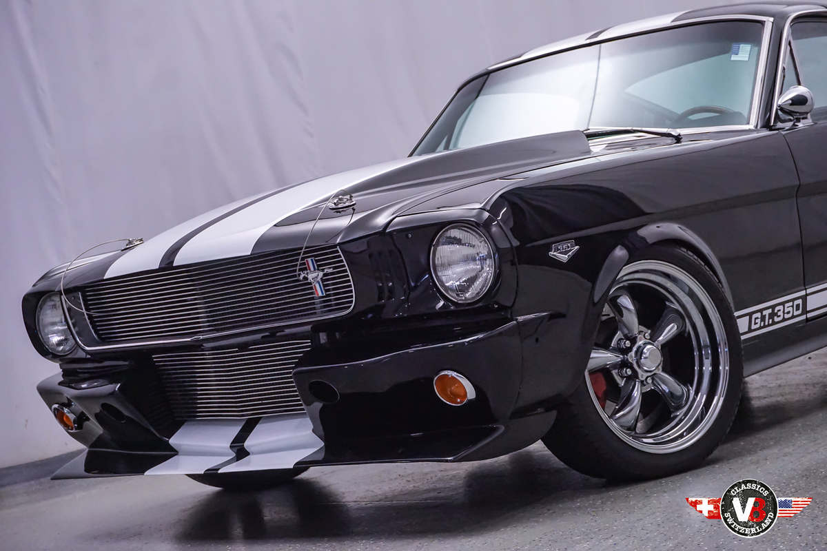 1965 Ford Mustang Fastback G.T. 350